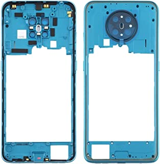 ZHANGYOUDE Repair Parts Middle Frame Bezel Plate for Nokia 5.3 TA-1227 / TA-1229 / TA-1223 / TA-12234 (Black) (Color : Green)