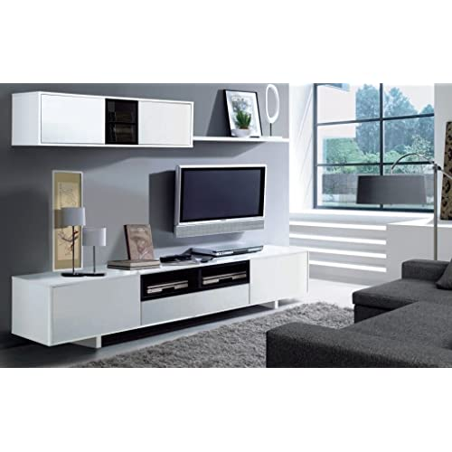 Modern Entertainment Center: Amazon co uk