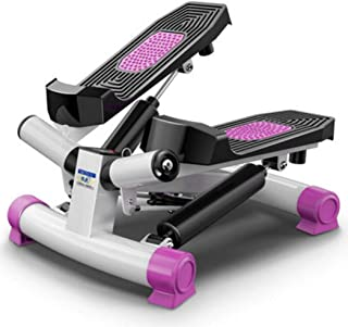 Stair Stepper Stand Up Exercise Bike Mini Elliptical Trainers Stepper Pedal w/Adjustable Resistance and LCD Display Air Cl...