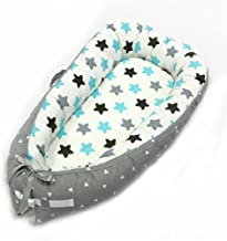 Double-sided Baby Nest for Newborn Baby Sleep Bed Portable Pod Nest