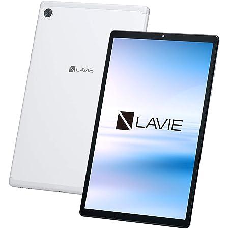 NEC タブレット 10.3インチ LAVIE Tablet E (Android9.0/MediaTek Helio P22T/4GBメモリ/64GB/IPS液晶(WUXGA)/シルバー) YZ-TAB10F01【Windows 11 無料アップグレード対応】