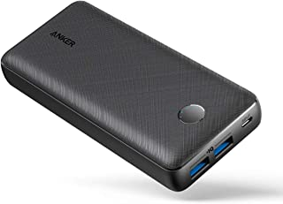 Anker Powercore Select 20000, 20000mAh Duel USB-A and USB-C Power Delivery (18W) Power Bank
