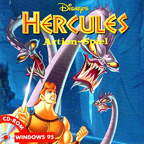 Disneys Hercules - Action-Spiel