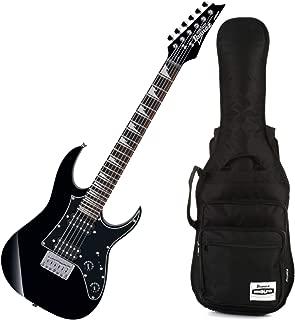 Ibanez GRGM21 GRG Mikro Electric Guitar Junior Mini (Black Night) w/Ibanez Bag