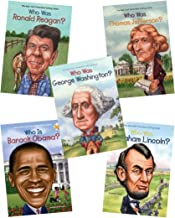 Who Was 5 Book Set