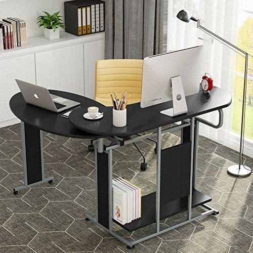 LITTLE TREE Rotating Corner Desk & Modern