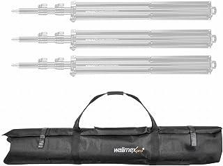 Walimex Pro 20982 Lampenstativtasche für Stative bis 98 cm Transportlänge schwarz