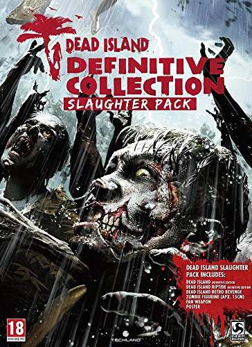 Dead Island Definitive HD Edition Slaughter Pack (EU-Import) Playstation 4