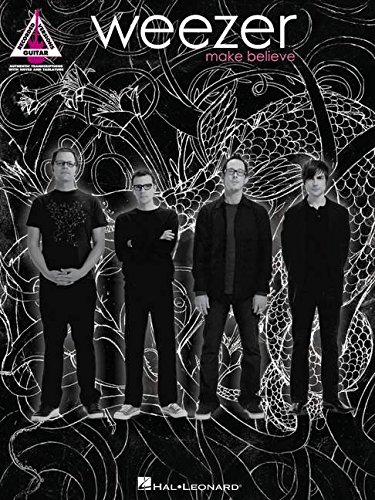 Weezer Make Believe Tab (Guitar Recorded Versions)