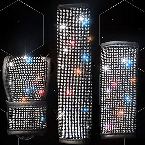 Pinbola Shining Bling Auto Seat Belt Cover