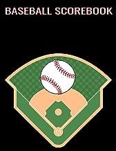 Baseball Scorebook: The Perfect Record Keeping Book for Baseball Teams