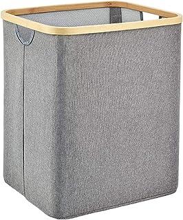 FLAMEER Multi-usages grand pliable vêtements sales panier à linge panier organisateur lavage vêtements stockage pour le st...