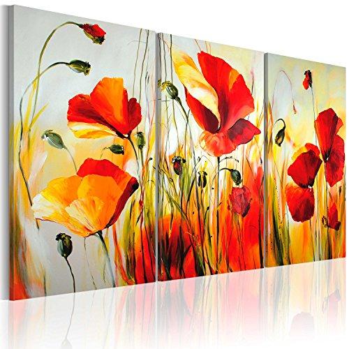murando Cuadro Pintado a Mano 120x80 cm Arte Moderno Cuadros en Lienzo Original Pintura Decoracion...