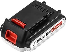 Best black decker lst300 20v lithium trimmer edger Reviews