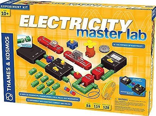nuevo estilo Thames and Kosmos Electricity Electricity Electricity  Master Lab by Thames & Kosmos  100% precio garantizado