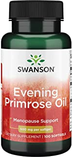 Sponsored Ad - Swanson Evening Primrose Oil (Omegatru) 500 Milligrams 100 Sgels