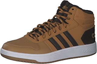 adidas Herren Hoops 2.0 Mid Sneaker