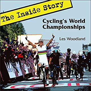 Cycling's World Championships cover art