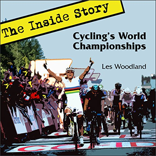 Cycling's World Championships audiobook cover art