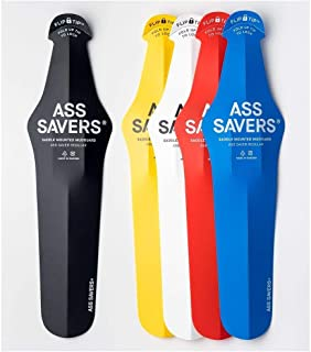 Ass Savers New - Generation 4 - RAIN FENDERS Flip Tip - Clip On Mudguard Bicycle Fender