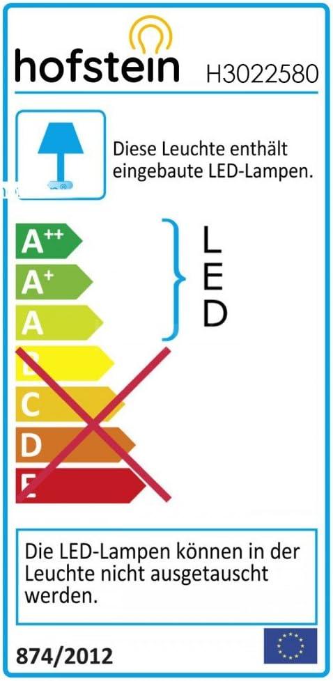 LED Außenwandleuchte Spider, Wandlampe aus Metall in Weiß, Gartenbeleuchtung 9 Watt, 480 Lumen, 4000 Kelvin, moderne Wandleuchte mit Up&Down-Effekt, IP54 9 Watt Weiß