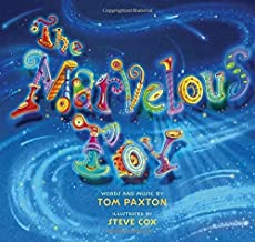 The Marvelous Toy by Tom Paxton (2009-08-01)
