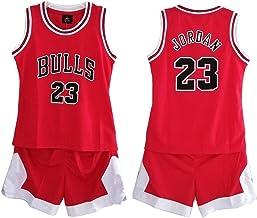 Amazon.es: camiseta baloncesto - Rojo