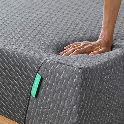 TUFT & NEEDLE Mint King Mattress - Extra Cooling Adaptive Foam with Ceramic Gel Beads and Edge Support - Supportive Pressure Relief - CertiPUR-US - 100 Night Trial
