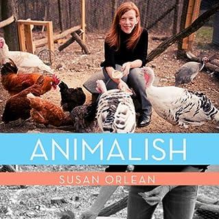Animalish audiobook cover art