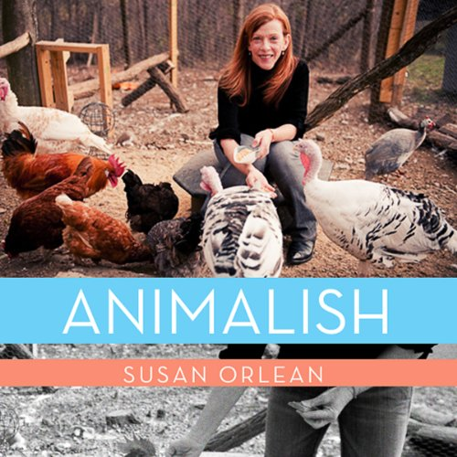 Animalish audiobook cover art