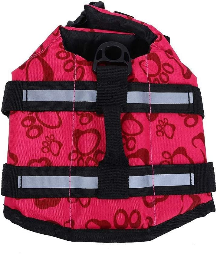YHYHNE Raincoats for Max 71% OFF Dogs Dog Safe Jacket Sw Vests Pet Life Popular products