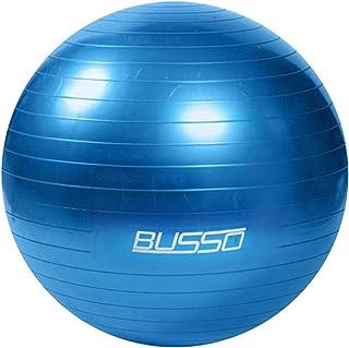 Busso Pilates Topu Kutulu Mavi-65 CM GYM65-MF