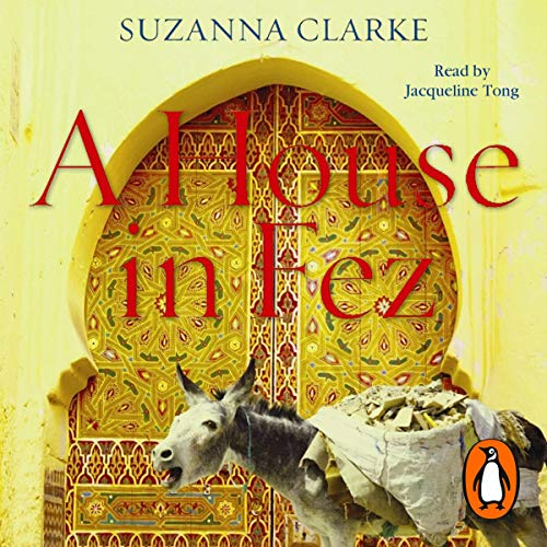 A House in Fez cover art