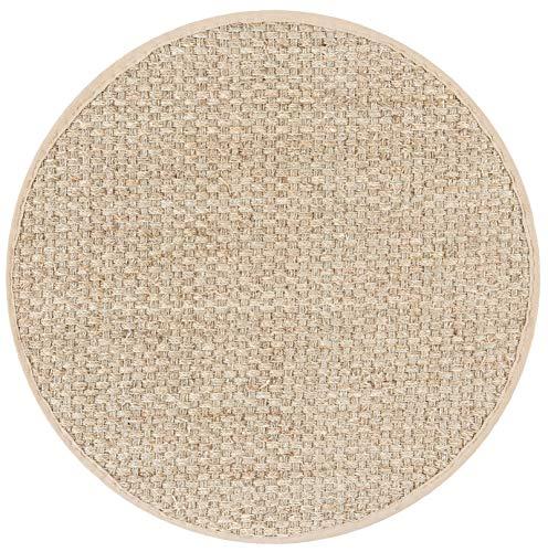 7 feet round area rug - 1
