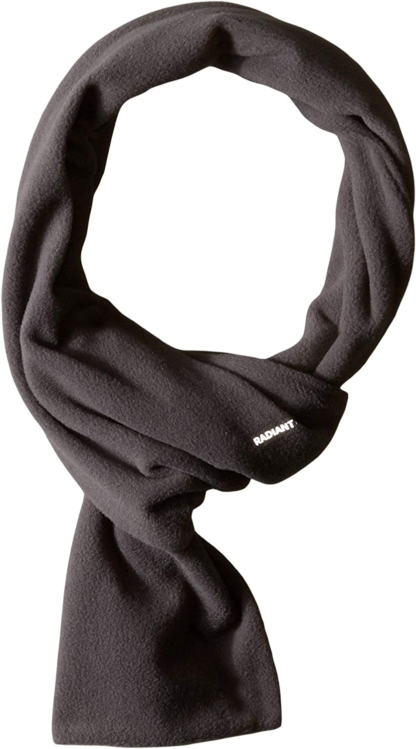 Mission At the price of Max 49% OFF surprise RadiantActive Performance Scarf Size One Carbon