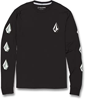 Volcom Big Boys' Deadlystones Long Sleeve Tee
