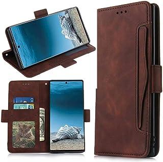 Samsung Galaxy A03S etui na telefon, książka odporna na wstrząsy klapka skóra PU absorbująca wstrząsy notebook portfel fol...