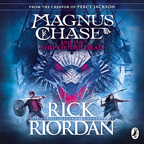 Magnus Chase and the Ship of the Dead cover art