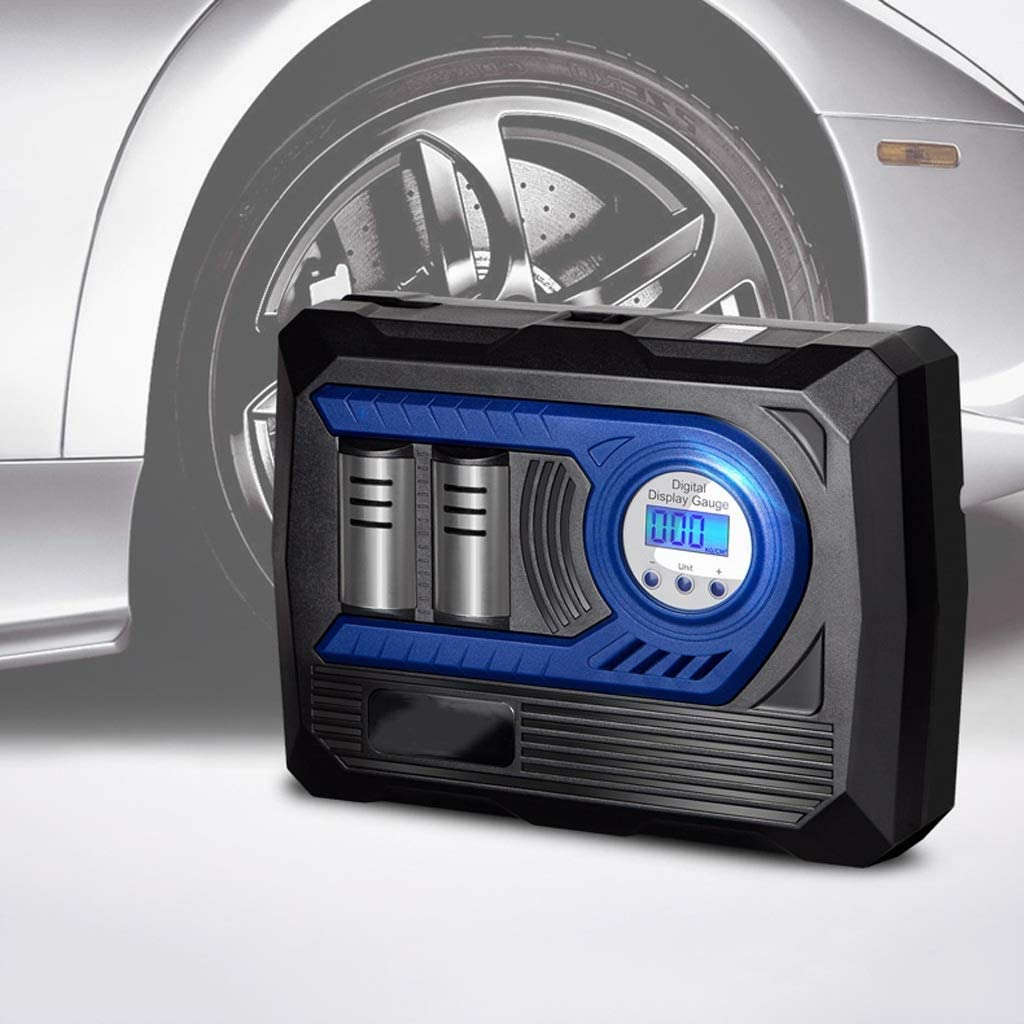 XYSQWZ Car Raleigh Mall Tire Inflator Inflatab Portable Digital Ranking TOP14 Pump