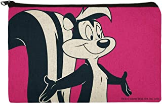 Looney Tunes Pepe Le Pew Makeup Cosmetic Bag Organizer Pouch