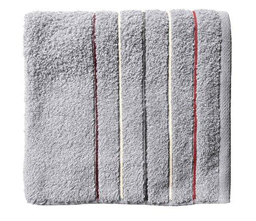 Santens Serviette de Toilette, Coton, Nacré, 50x100 cm