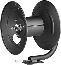 WOJET High Pressure Hose Reel 4000 PSI 200ft Capacity Pressure Washer Hose Reel Liquid/air use(Hose not Included)