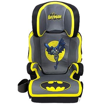 KidsEmbrace High-Back Booster Car Seat, DC Comics Batman: image