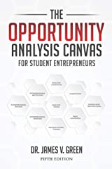 The Opportunity Analysis Canvas for Student Entrepreneurs Paperback