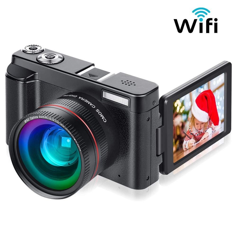 Vlogging Aasonida Camcorder Function Batteries