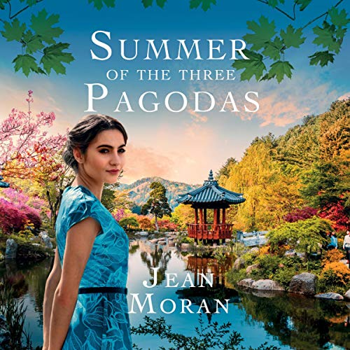 Summer of the Three Pagodas cover art