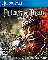 Attack on Titan (輸入版:北米) - PS4