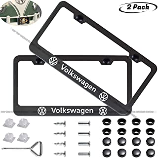 Best volkswagen license plate frame Reviews