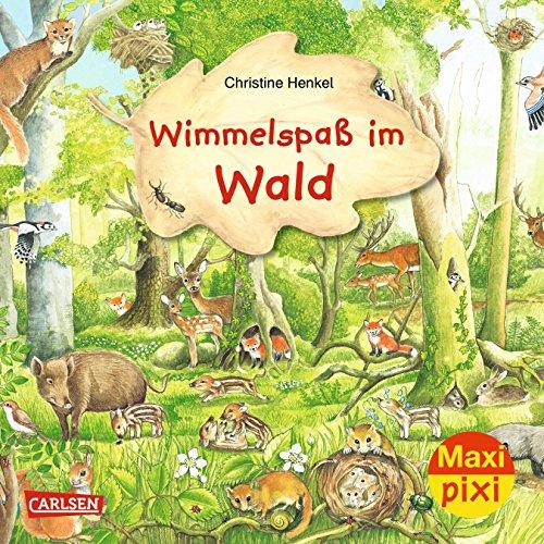 Maxi Pixi 282: Wimmelspaß im Wald