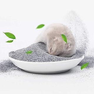 BPS 2 pezzi bagno gabbia di sabbia per criceto Gerbille piccoli animali Gerbils sabbia da bagno BPS-1707 * 2